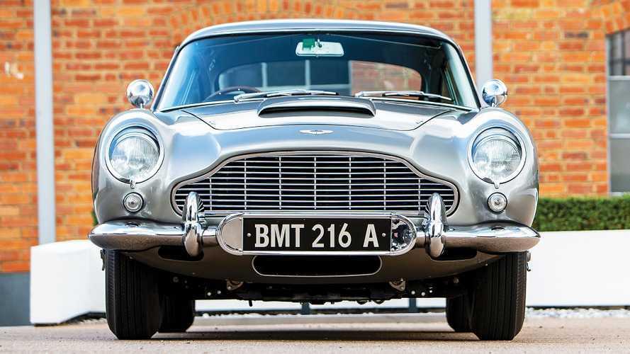 Les 10 Aston Martin les plus chères de tous les temps