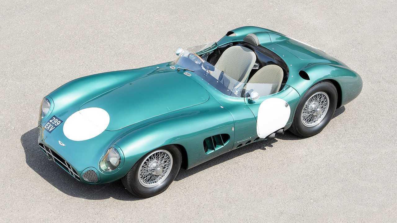 Aston Martin DBR1 (1956) - 20,4 миллиона евро