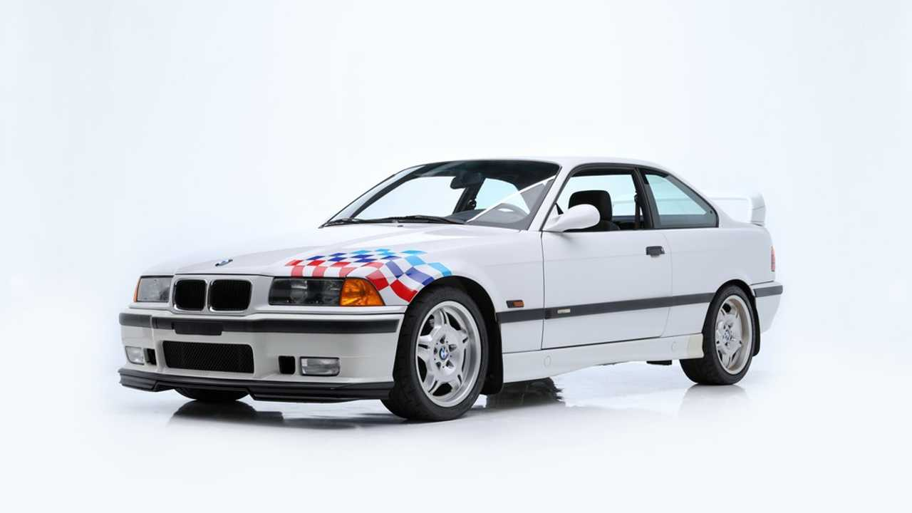 BMW M3 Lightweights (1995)