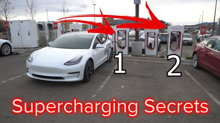 Top Tips To Make Tesla Supercharging Easier And Faster