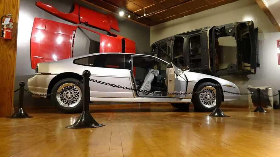 Pontiac Fiero Four-Seater Concept