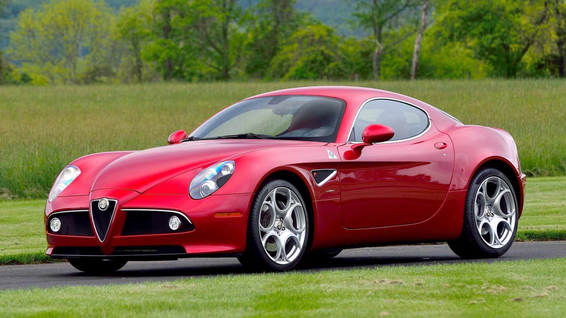 Alfa Romeo 8c Competizione Supercar Sunday
