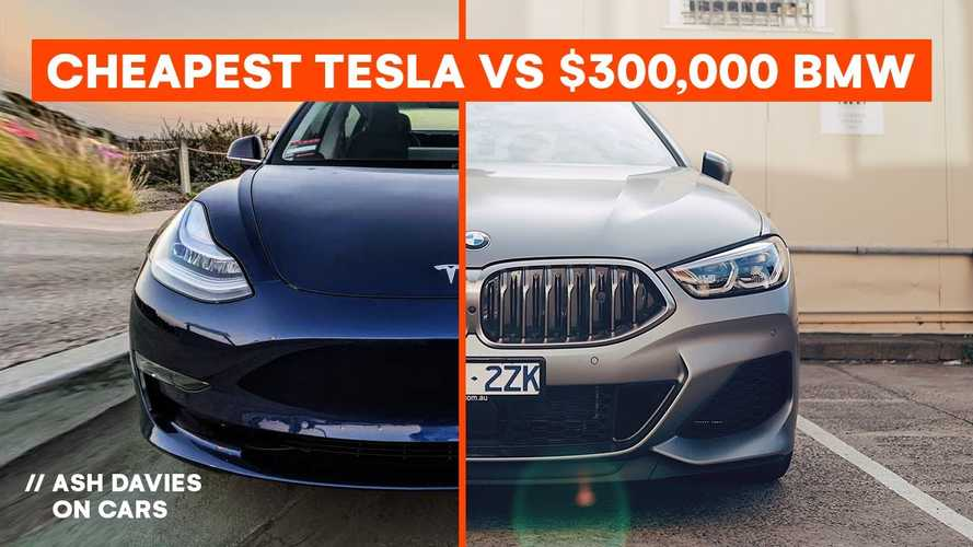 How Does Tesla Autopilot Compare To BMW's Top-Tier Autonomous Tech