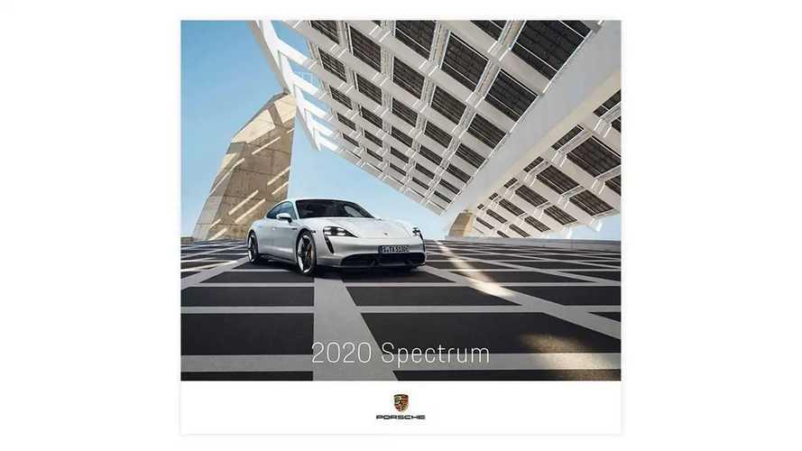 Porsche Taycan merchandise
