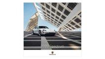 Porsche Taycan merch