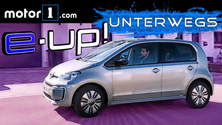 Video: VW E-Up im Test - Alles elektrisch, alles gut?