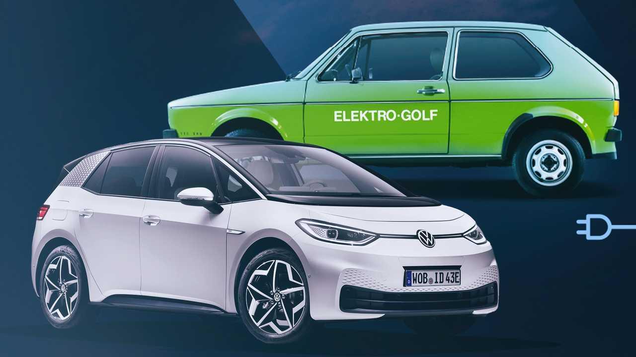 Elektro-Zukunft von Volkswagen