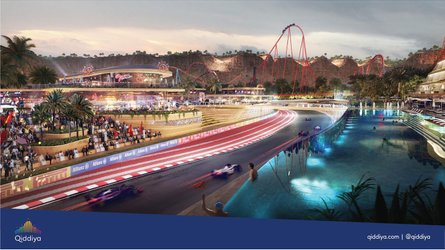 Saudi Arabia track aims to be ready for F1 in 2023