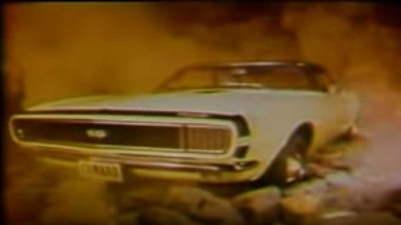 Watch An Earth-Shattering 1967 Chevy Camaro Commercial