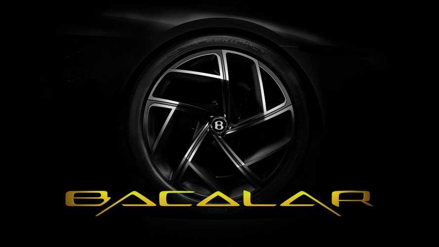Bentley Mulliner Bacalar, la nuova GT inglese attesa a Ginevra