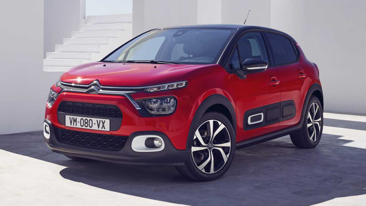 Citroën C3 Facelift (2020)
