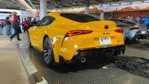 2021 Toyota Supra 2.0