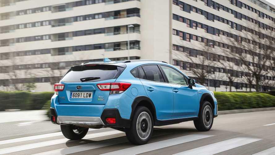 Subaru XV ECO HYBRID, la hibridación llega al SUV compacto oriental