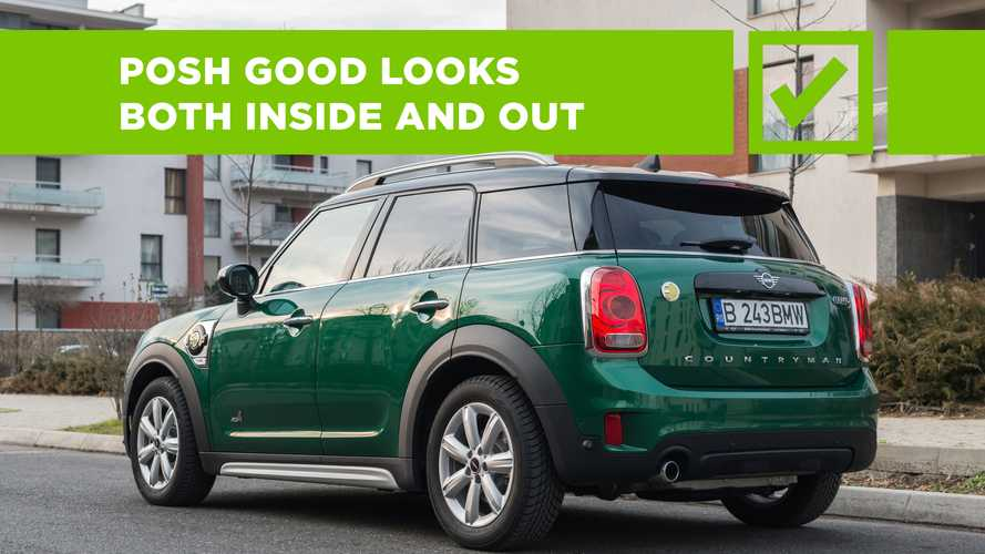 2020 MINI Cooper Countryman S E All4 Pros and Cons