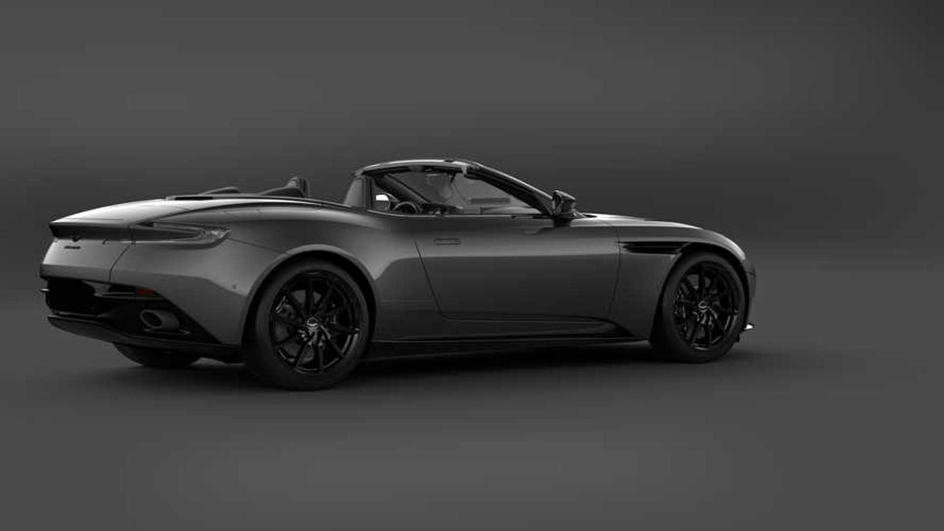 2021 Aston Martin Db11 V8 Shadow Edition Debuts Limited To 300 Units
