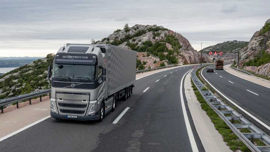 Nuovo Volvo Trucks FH