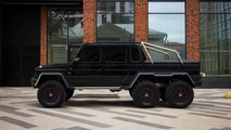 gelik 6x6 on sale in moscow