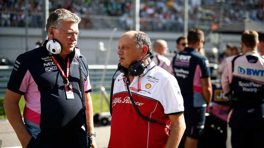 """F1, Vasseur propone: """"Prolunghiamo la sosta per ridurre i costi"""""""