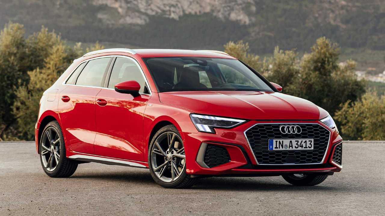 Nuova Audi A3 Sporback, eccola in allestimento sportivo S line