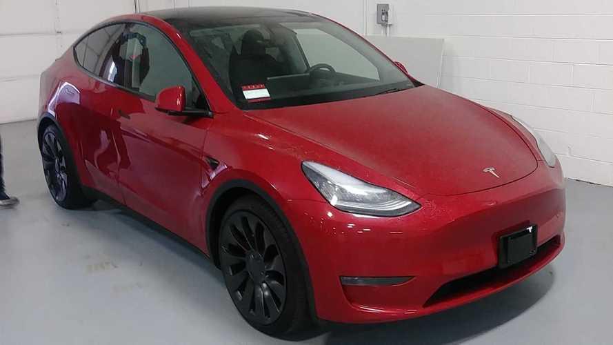 Munro's Tesla Model Y Tear Down Begin On April 1st: It's No Prank