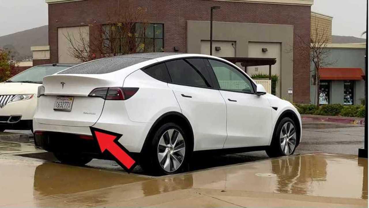 ¿Es este un grave error de diseño del modelo Y de Tesla? 43