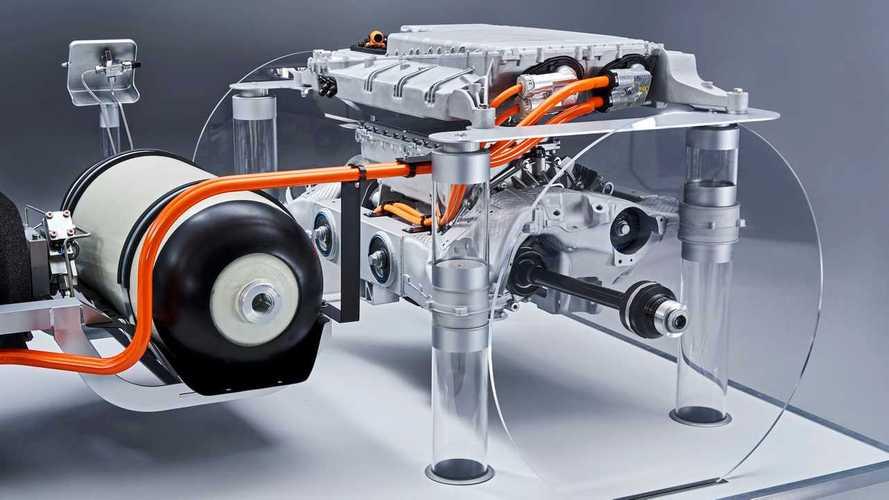 BMW i Hydrogen Next: Bilder vom Antrieb (2020)