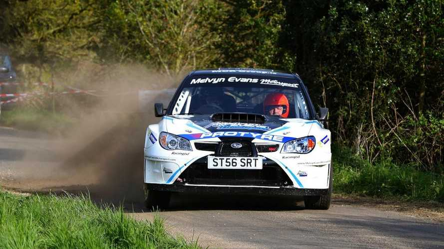 England holds inaugural competitive closed-road event