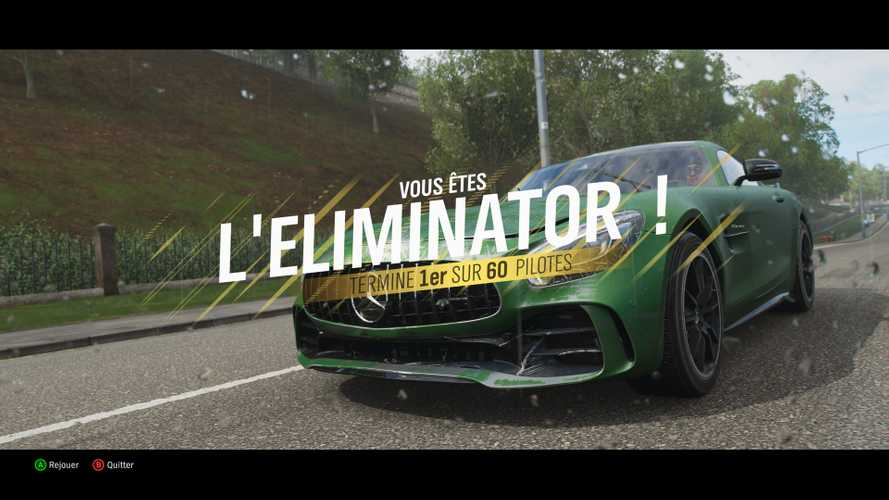 "Forza Horizon 4 - On a testé son Battle Royale, ""The Eliminator"""