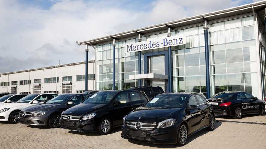 The Mercedes-Benz New Vehicle Limited Warranty