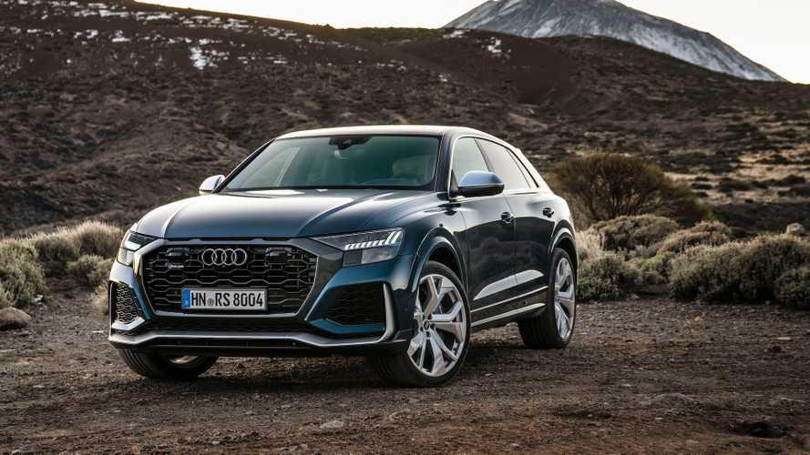 2021 Audi RS Q8 Costs $87,000 Less Than A Lamborghini Urus
