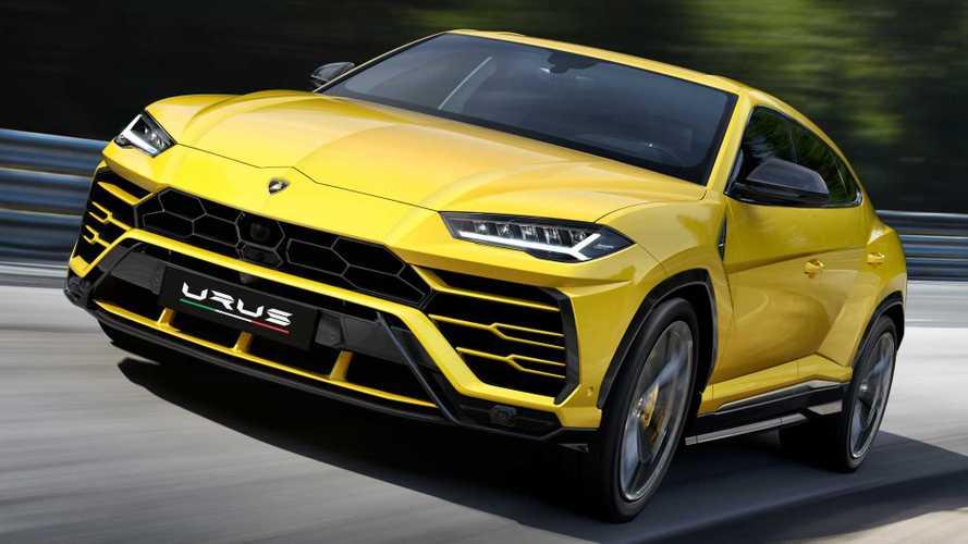 Texas Man Accused Of Buying Lamborghini Urus With COVID Relief Funds