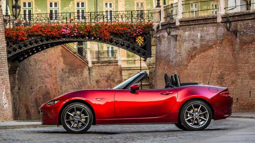 El Mazda MX-5 será un biplaza electrificado