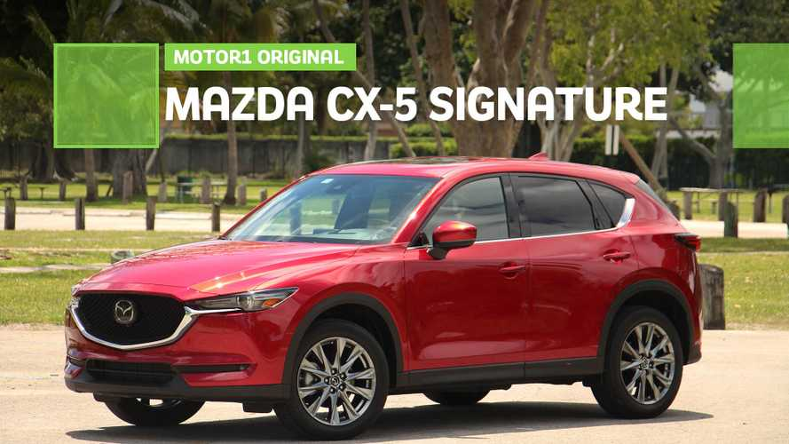 2019 Mazda CX-5 Signature: Saying Goodbye To Our Lovable Long-Termer