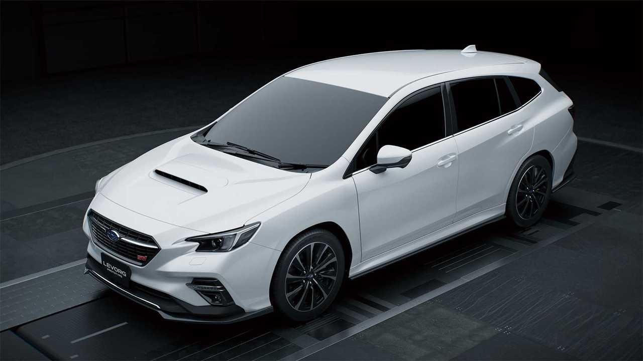 2020 Subaru Levorg STI Sport prototype