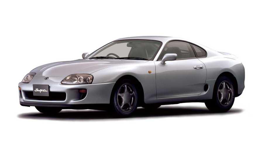 Recambios para Toyota Supra A70 y A80