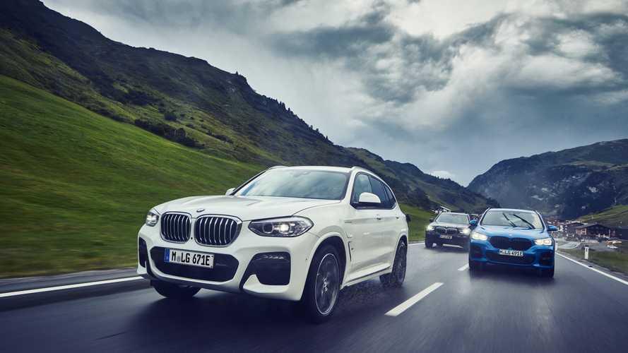 BMW X1 e X2 xDrive25e: è l'ora delle plug-in hybrid