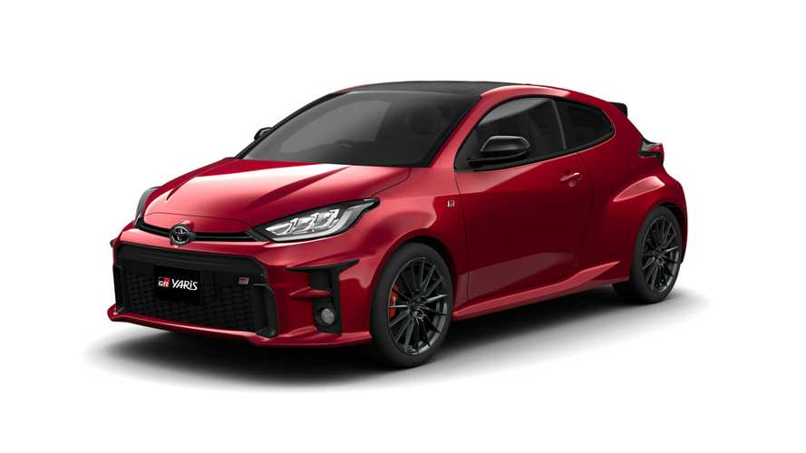 Toyota opens online ordering for new GR Yaris hot hatch