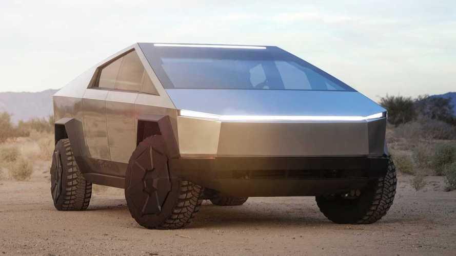 Elon Musk sees Tesla Cybertruck's final design and shares an update
