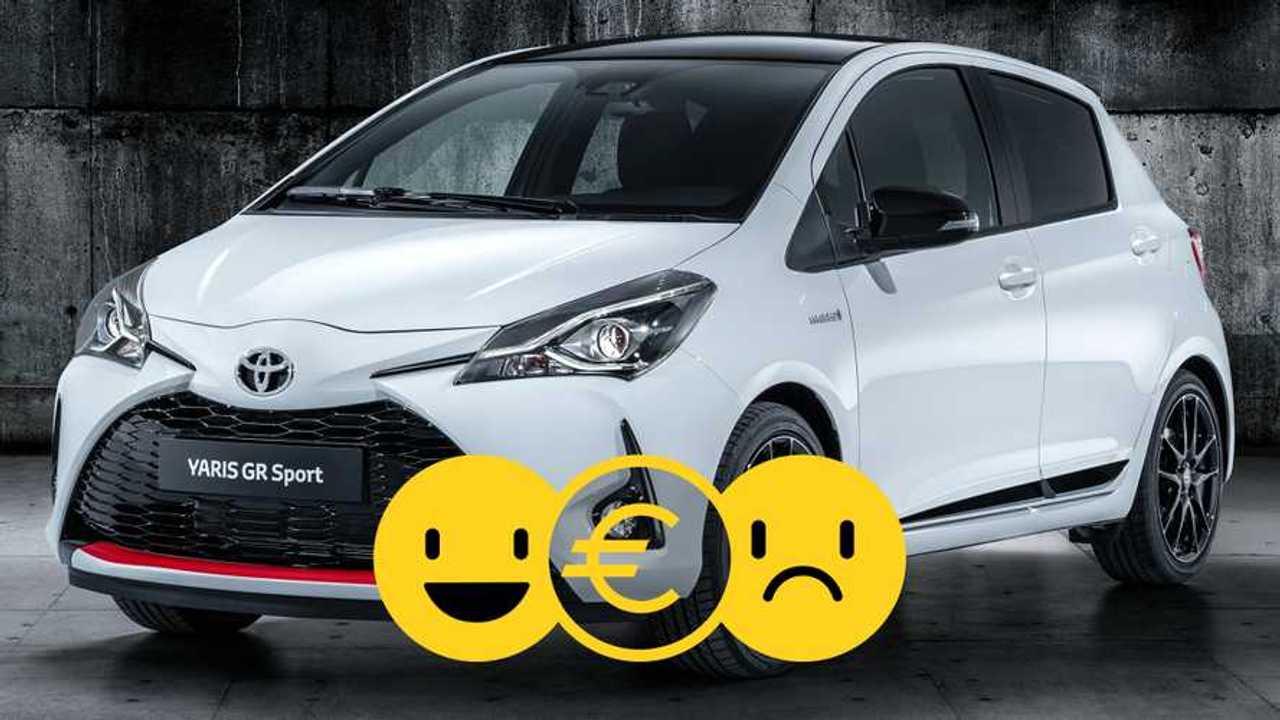 Promozione Toyota Yaris Hybrid