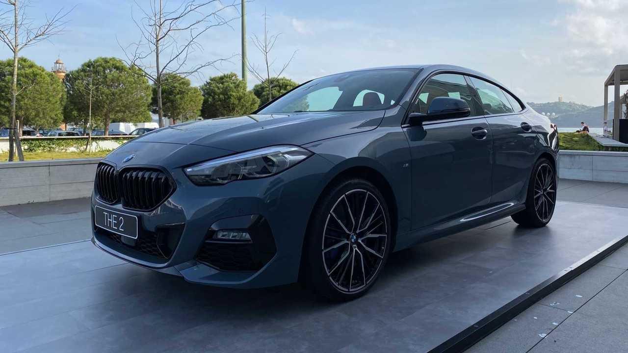 BMW Série 2 Gran Coupé 2021 - Fotos ao vivo
