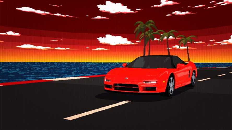Drive Your Favorite Acura In This Mobile Racing Game