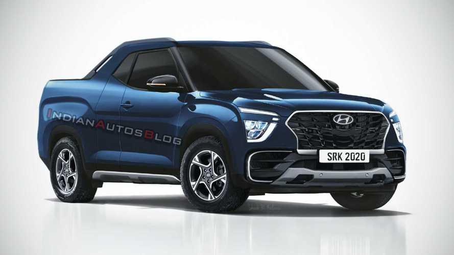 Hyundai Creta STC: picape conceitual é atualizada para nova geração