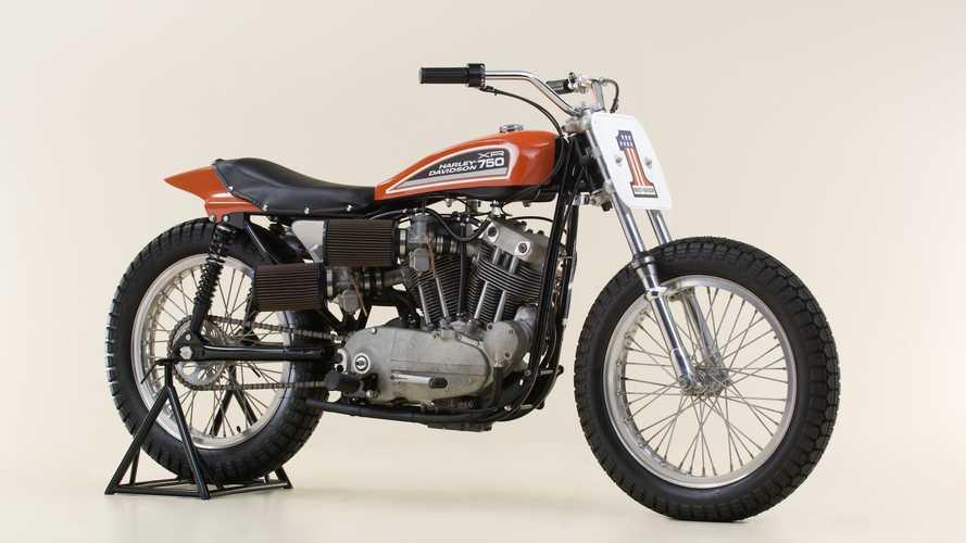 Harley-Davidson XR750: la moto più vincente d'America compie 50 anni