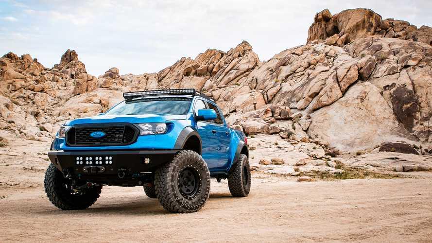 Ford Ranger Prorunner az APG-től