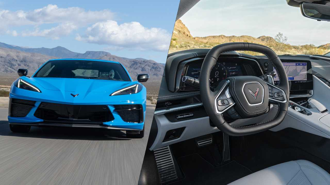 The 2020 Chevy Corvette C8 Has An Ergonomics Problem