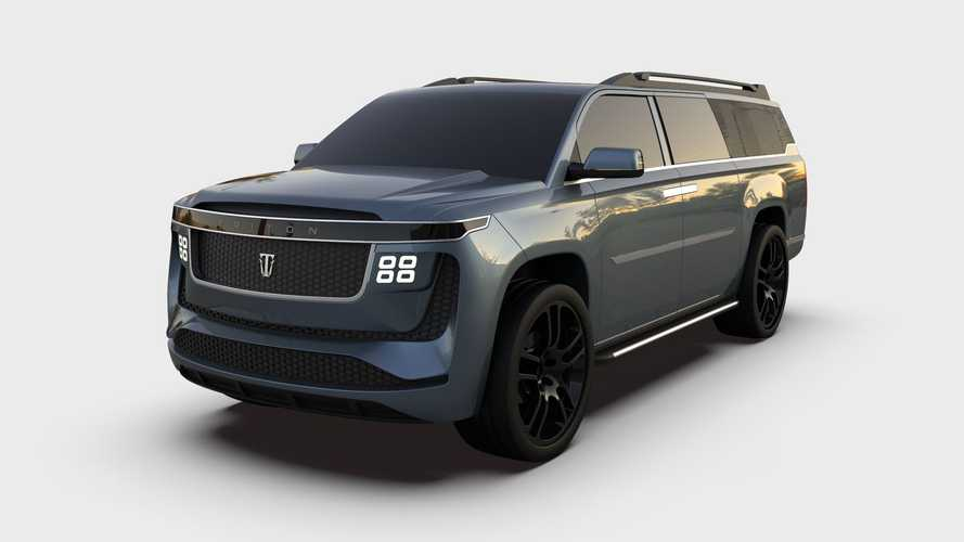 Triton Reveals 8-Seat Model H Electric SUV With 700-Mile Range