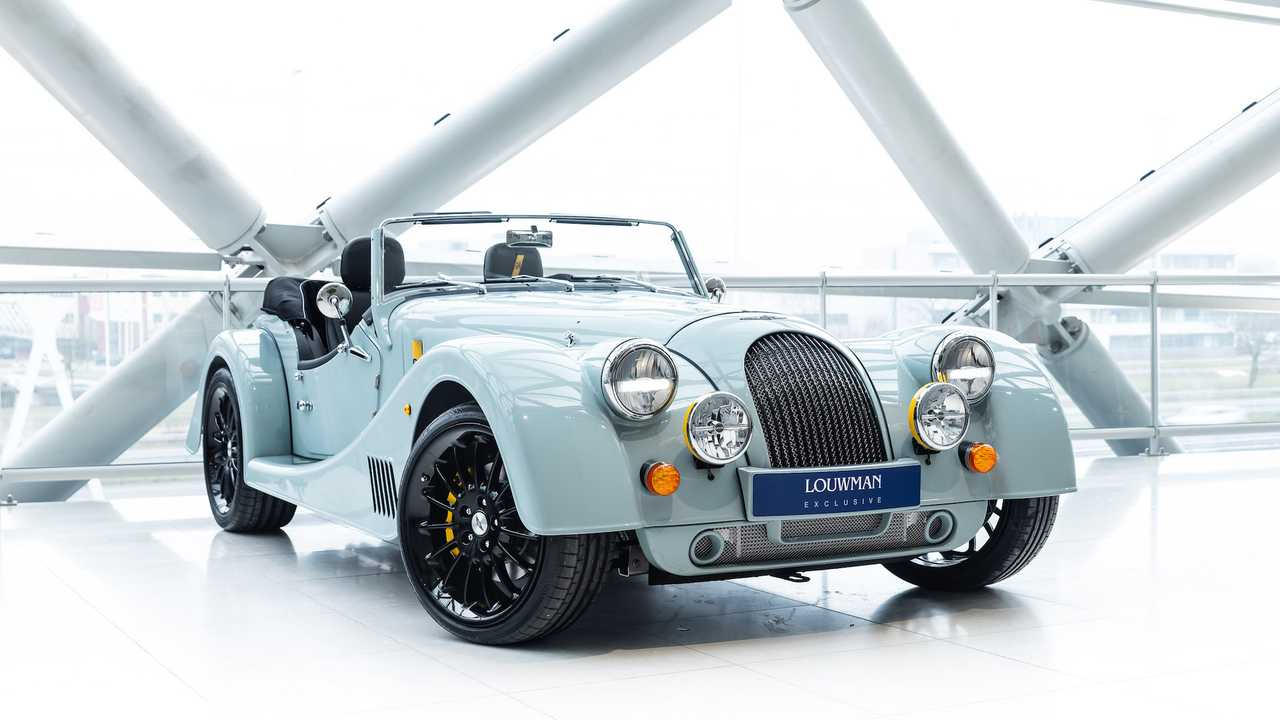 Morgan 4 Plus Six special