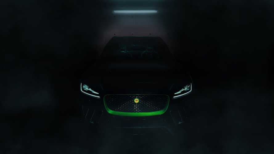Jaguar F-Pace-Based Lister Stealth Teased As 'World's Fastest SUV'