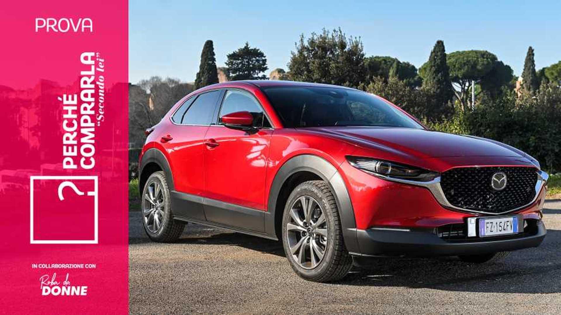 Mazda CX-30, perché comprarla e perché no… al femminile