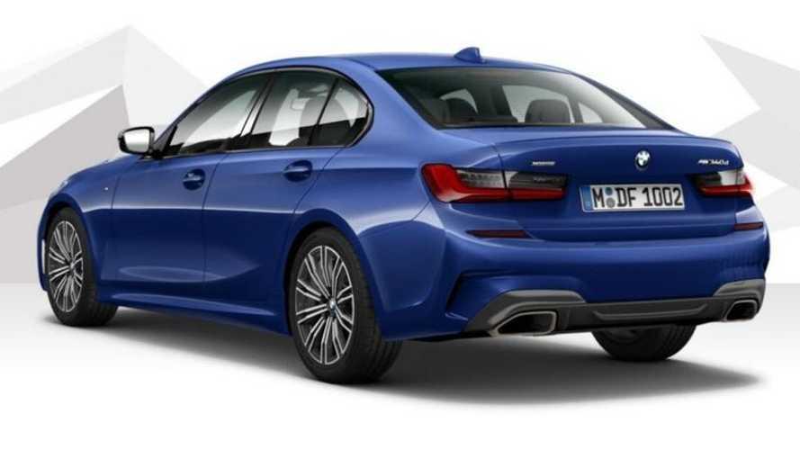 BMW M340d xDrive Sedan y Touring 2020